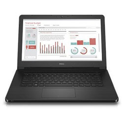 Dell Vostro 3549 Laptop Notebook (Intel Core i5-6200U Dual Core 2.3GHz, 4GB RAM, 1TB HDD, Windows 10) - SNS3459008
