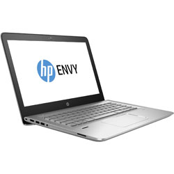 HP ENVY 14-j108TX Laptop Notebook (Intel Core i5-6200U 2.3GHz, 4GB RAM, 1TB HDD, Windows 10) (Natural Silver) - P6N02PA