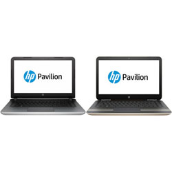 HP Pavilion 14 Laptop Notebook (Intel Core i7-6500U 2.5GHz, 4GB RAM, 1TB HDD, Windows 10)