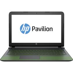 HP Pavilion 15-ak041TX Gaming Laptop Notebook (Intel Core i5-6300HQ Processor 2.3 GHz, 4GB RAM, 1TB HDD, Dos) (Sliver) - T9G88PA