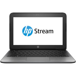 HP Stream 11-r023TU Laptop Notebook (Intel Celeron N3050 1.6GHz, 2GB RAM, 32GB eMMC, Windows 10) (Cobalt Blue) - T9F97PA