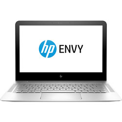 HP ENVY 13-ab019TU Laptop Notebook (Intel Core i5-7200U Processor 2.5GHz, 8GB RAM, 256GB SSD, Windows 10 Pro) (Natural Silver) - Z6Y26PA