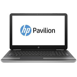 HP Pavilion 15-au133TX Laptop Notebook (Intel Core i7-7500U Processor 2.7GHz, 8GB RAM, 1TB HDD, Dos) (Natural Silver) - Y8J05PA