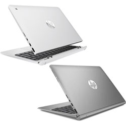 HP x2 Detachable Laptop Notebook Tablet (Intel Atom x5-Z8350 Processor 1.44 GHz, 4GB RAM, 64GB eMMC, Windows 10 Home)