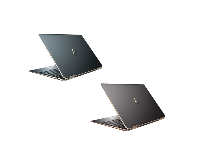 HP Spectre x360 13 Touch Laptop Notebook (Intel Core i5-8265U 1.6GHz, 8GB RAM, 512GB SSD, Windows 10 Home)