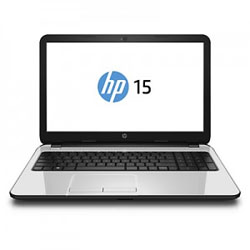 HP 15-r039TX Laptop Notebook (Intel Core i3-4030U 1.9GHz, 4GB RAM, 500GB HDD, Dos) (Pearl White) - J8C21PA