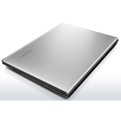 Lenovo IdeaPad 310-14ISK Laptop Notebook (Intel Core i3-6006U 2.0GHz, 4GB RAM, 1TB HDD, Dos) (Silver) - 80SL008KTA