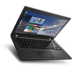 Lenovo ThinkPad T460 Laptop Notebook (Intel Core i5-6200U Processor 2.3GHz, 8GB RAM, 1TB HDD, Dos) (Black) - 20FMA003TA