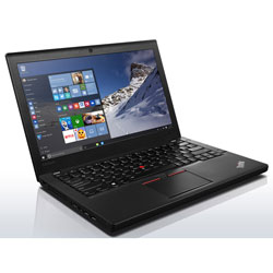 Lenovo ThinkPad X260 Laptop Notebook (Intel Core i5-6200U Processor 2.3GHz, 8GB RAM, 256GB SSD, Windows 7) - Black (X260-20F5A00CTH)