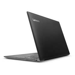 Lenovo IdeaPad 320-15ABR Laptop Notebook (AMD FX-9800P Quad-Core Processor 2.7GHz, 4GB RAM, 1TB HDD, Dos) (Onyx Black) - 80XS005JTA