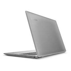 Lenovo IdeaPad 320-15IKBN Laptop Notebook (Intel Core I7-7500U Processor 2.7GHz, 4GB RAM, 1TB HDD, Dos) (Platinum Grey) - 80XL03AVTA