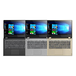 Lenovo IdeaPad Yoga 520-14IKB Touch Laptop Notebook (Intel Core i3-7100U 2.4GHz, 4GB RAM, 1TB HDD, Windows 10)