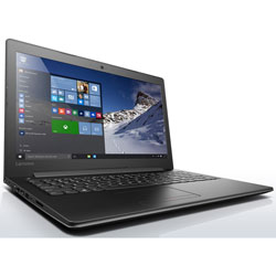 Lenovo V310 Laptop Notebook (Intel Core i5-7200U Processor 2.5GHz, 4GB RAM, 1TB HDD, Dos) (Black) - 80T20048TA