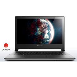 Lenovo IdeaPad Flex2 14 Touch Laptop Notebook (Intel Core i3-4030U 1.9GHz, 4GB RAM, 500GB HDD, Windows 8.1) - White (59420674)