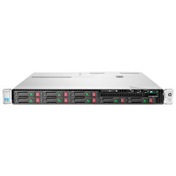 "HP ProLiant DL360p Gen8 Rack Base Server (Xeon E5-2407v2 Quad-Core 2.4GHz, 1x8GB RAM, 8x2.5"" SFF Hot Plug SAS, 460W PS) - 747090-371"