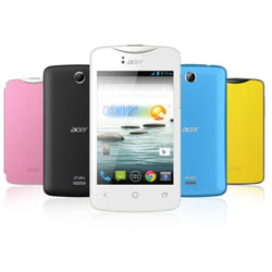 Acer Liquid Z3s Android Phone