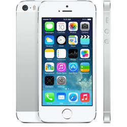 Apple iPhone 5S 16GB - Silver (by TRUE)