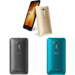 ASUS ZenFone GO With Digital TV (ZB551KL) 2-SIM 4G LTE Android Smartphone