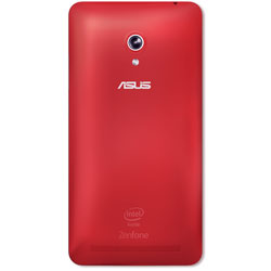 ASUS ZenFone 5 (A501CG) Android Smartphone (Red) - A501CG-2C296WWE