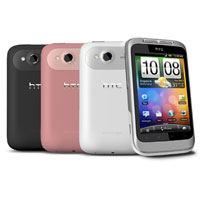 HTC Wildfire S Android Phone (A510b)