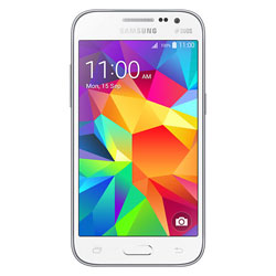 Samsung Galaxy Core Prime 2-Sim Duos Android Phone (SM-G360H/DS) (DTAC/TRUE) (สีขาว) - SM-G360HZWUTHW