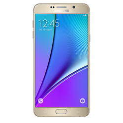 Samsung Galaxy Note 5 (Gold) - SM-N920CZDATHL