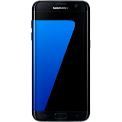 Samsung Galaxy S7 Edge 4G LTE Android Smartphone (Black) (SM-G935FZKUTHL)