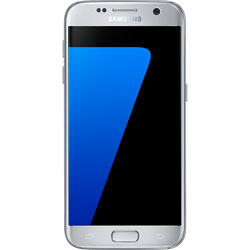 Samsung Galaxy S7 4G LTE Android Smartphone (Silver) (SM-G930FZSUTHL)