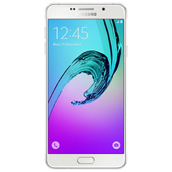 Samsung Galaxy A7 (2016) 4G LTE Android Smartphone (สีขาว) - SM-A710FZWFTHL