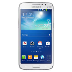 Samsung Galaxy Grand 2 Duos Android Phone (SM-G7102) (White) - SM-G7102ZWATHL