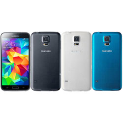 Samsung Galaxy S5 Android Phone (SM-G900F)