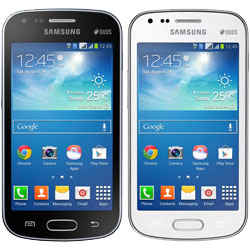 Samsung Galaxy S Duos 2 Android Phone (GT-S7582)
