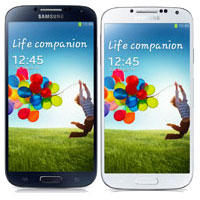 Samsung Galaxy S4 Android Phone (I9500)
