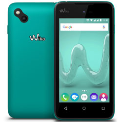 Wiko SUNNY 3G 2-SIM Android Smartphone (สีฟ้า) - 69432794-09249