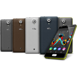 Wiko UFEEL 4G LTE 2-SIM Android Smartphone