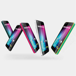 Wiko LENNY Android Smartphone
