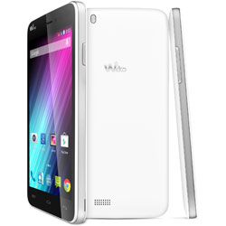 Wiko LENNY Android Smartphone (White) - 69432794-04831