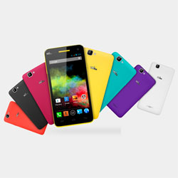 Wiko RAINBOW Android Smartphone
