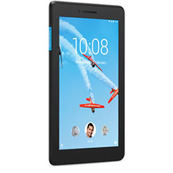Lenovo TB-7104I 3G Android Tablet (Ebony Black) - ZA410083TH