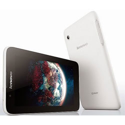 "Lenovo IdeaTab A3300 (A7-30) 7"" Android Tablet (MTK 8382 Quad Core 1.3GHz, 1GB RAM, 8GB EMCP, Android 4.2.2, 2.5G+WiFi) (สีขาว) - 59408012"