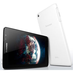"Lenovo IdeaTab A5500 (A8-50) 8"" Android Tablet (MTK 8382 Quad Core 1.3GHz, 1GB RAM, 16GB EMCP, Android 4.2, 3G+WiFi) (สีขาว) - 59413886"