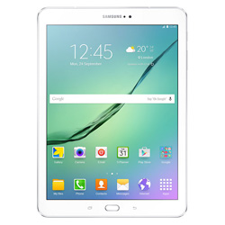"Samsung Galaxy Tab S2 9.7"" 4G LTE Android Tablet (SM-T815Y) (สีขาว) - SM-T815YZWETHL"