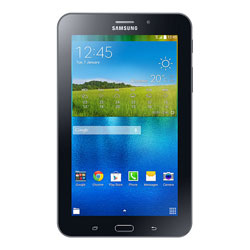 "Samsung Galaxy Tab 3 V 7"" 3G WiFi Android Tablet (SM-T116) (สีดำ) (AIS) - SM-T116NYKUTHL"