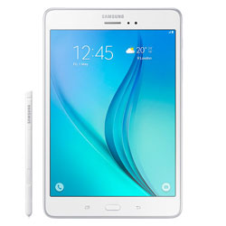 "Samsung Galaxy Tab A with S Pen 8.0"" 4G LTE Android Tablet (SM-P355N) (สีขาว) - SM-P355NZWATHL"