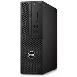 Dell Precision T3420 Small Form Factor Workstation PC (Intel Core i7-6700 Processor 3.40GHz, 8GB RAM, 1TB HDD, Windows 10) - SNST34SF03