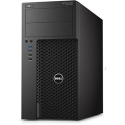 Dell Precision T3620 Mini Tower Workstation PC (Intel Core i7-6700 Processor 3.40GHz, 8GB RAM, 1TB HDD, Windows 10) - SNST36M003