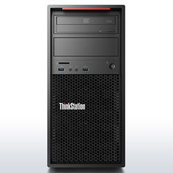 Lenovo ThinkStation P310 Tower Workstation (Intel Core i5-6600 Processor 3.30GHz, 8GB RAM, 1TB HDD, Windows 10) - 30ATS0AG00