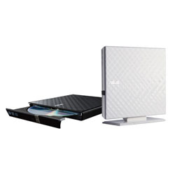 ASUS SDRW-08D2S-U LITE External Slim DVD-RW Optical Drive