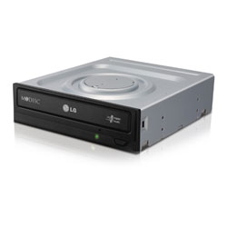 LG Internal 24X DVD Rewriter with M-DISC Support - GH24NSB0