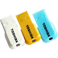 Toshiba Mini USB Flash Drive 4GB / 8GB / 16GB / 32GB